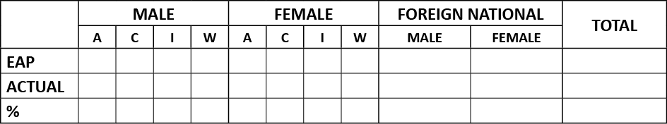 EEA 12 EAP form
